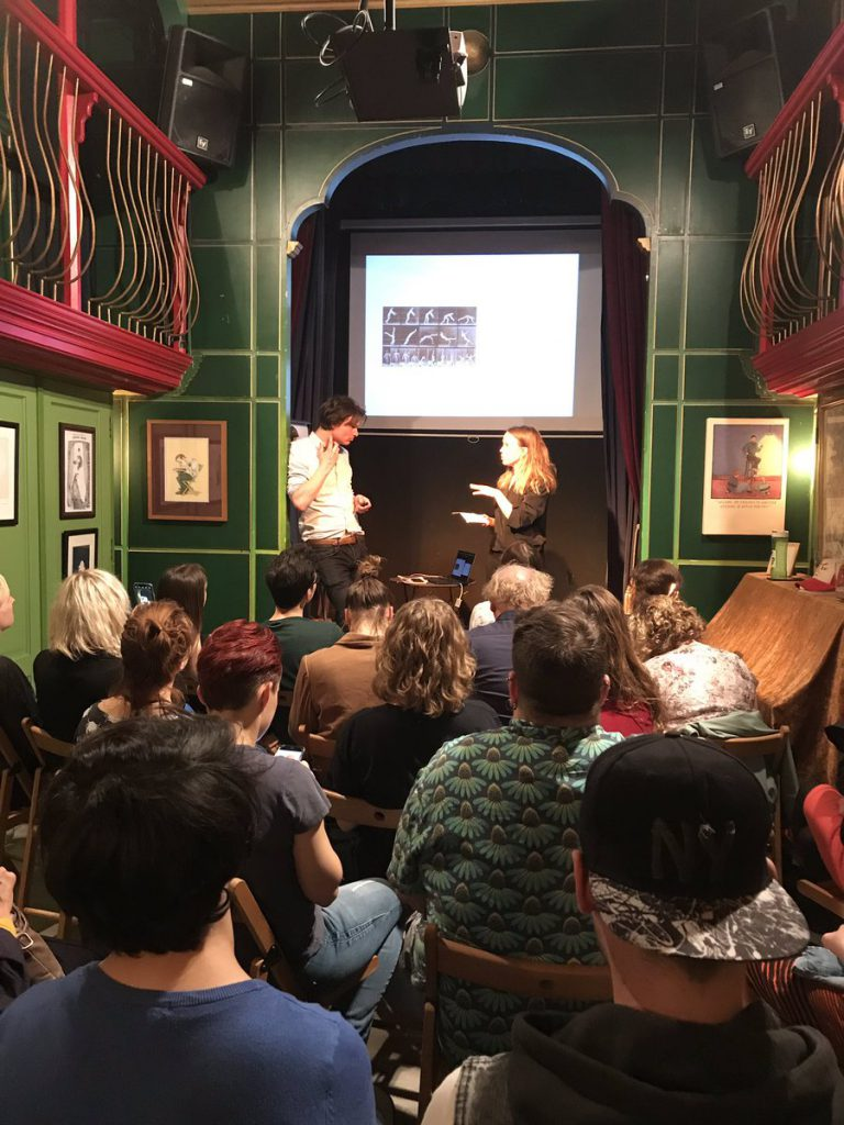 Meetup Torpedo Theater Amsterdam with Philosopher of the body Aldo Houterman