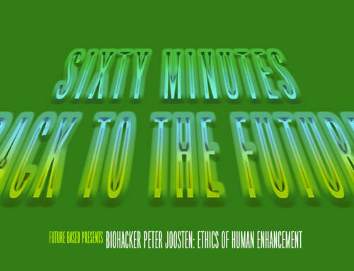 Sixty Minutes Back to the Future: Ethics of human enhancement.
